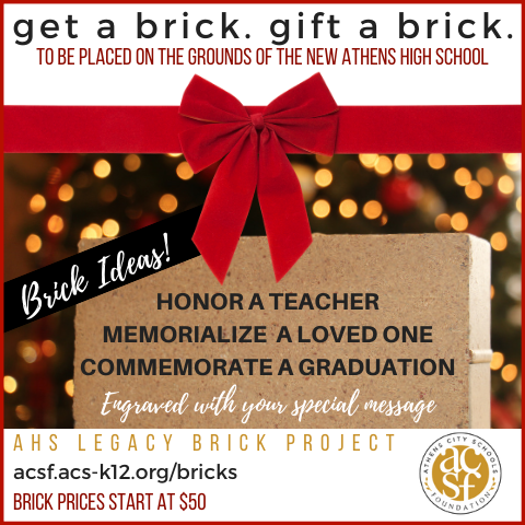 Brick Promotional Ad