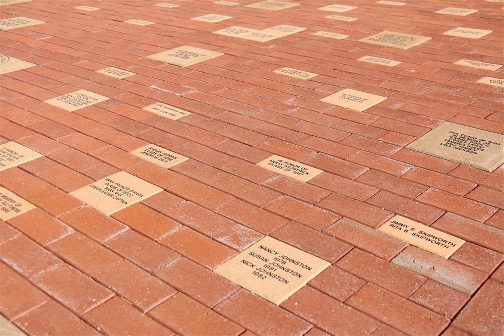 Bricks on Campus